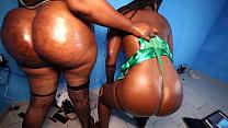 Big ass milf compare ass