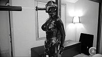 bondage fetish - obedient whore learns how to gag a perfect deepthroat - http://GIFALT.COM - bdsm rough sex