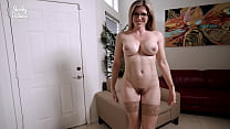 Hot Mommy Drinks all step Sons Cum and begs for More and more - Cory Chase