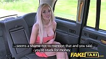 Fake taxi fucks sexy ass blonde