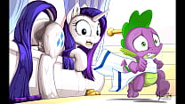 MLP Rarity Porn Pony Clop Porn My Little Pony