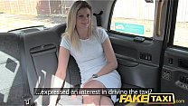 Fake Taxi John balls deep in new taxi driver