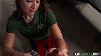 cute teen Lizz gets her wet pussy rammed by her teacher