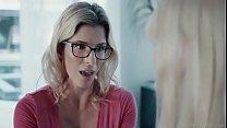 Lesbian Kenna James seducing Cory Chase - Lesbian Adventures Older Women y. Girls