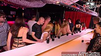 Deutsche amateur swinger beim gruppensex im swingerclub