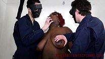 Marley XxX TotalFetishxxx BBW ebony interracial femdom bondage kink huge tits c