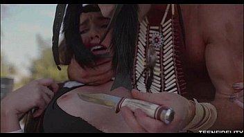 Ryan Madison Goes Native On Young Settler Karlee Grey