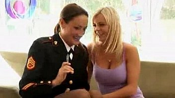 YouPorn - Hot Young Blonde seduces Army Recruiter