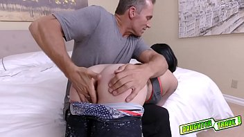 Tiffany getting fucked by her best friends dad