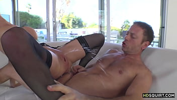 Wild MILF having many squirting orgasms on Rocco Siffredi's monster dick