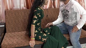 Eid dedicated, Priya gets hard anal fuck by her shohar with clear Hindi Urdu voice