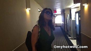 Boss fucked wife Jackie in cheap motel