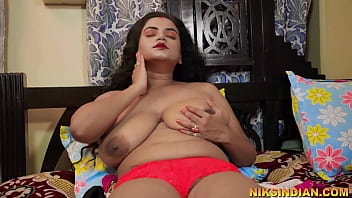Big boobs Indian Mom gets fucked in the ass and pussy