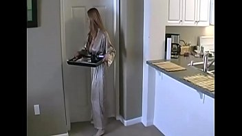 Fuck mom with breakfast