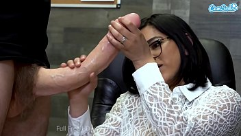 Huge Cock Office Delivered with secret sweet sauce Facial and lunch on the side